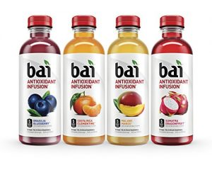 Bai Rainforest Variety Pack, Antioxidant Infused Beverage, 18 Ounce (Pack of 12) Only $15.99!