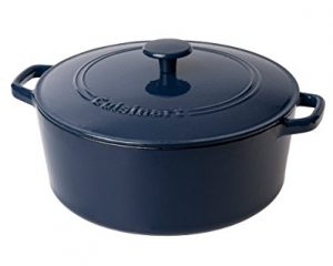 Save on Select Cuisinart Enameled Cast Iron Cookware!