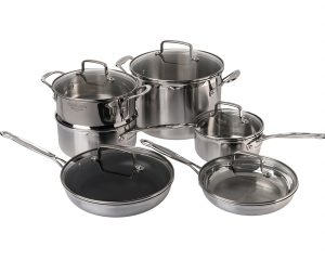 Save on Select Cuisinart Cookware Sets!