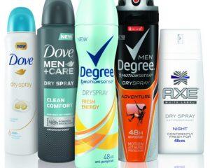 Tuesday Freebies – Free Axe, Dove or Degree Dry Spray Deodorant