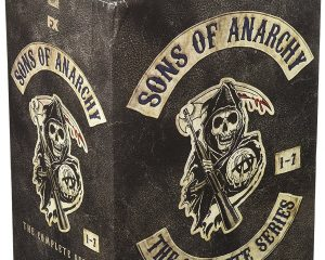 Sons of Anarchy, The Complete Series (Blu-Ray) Only $85.99!