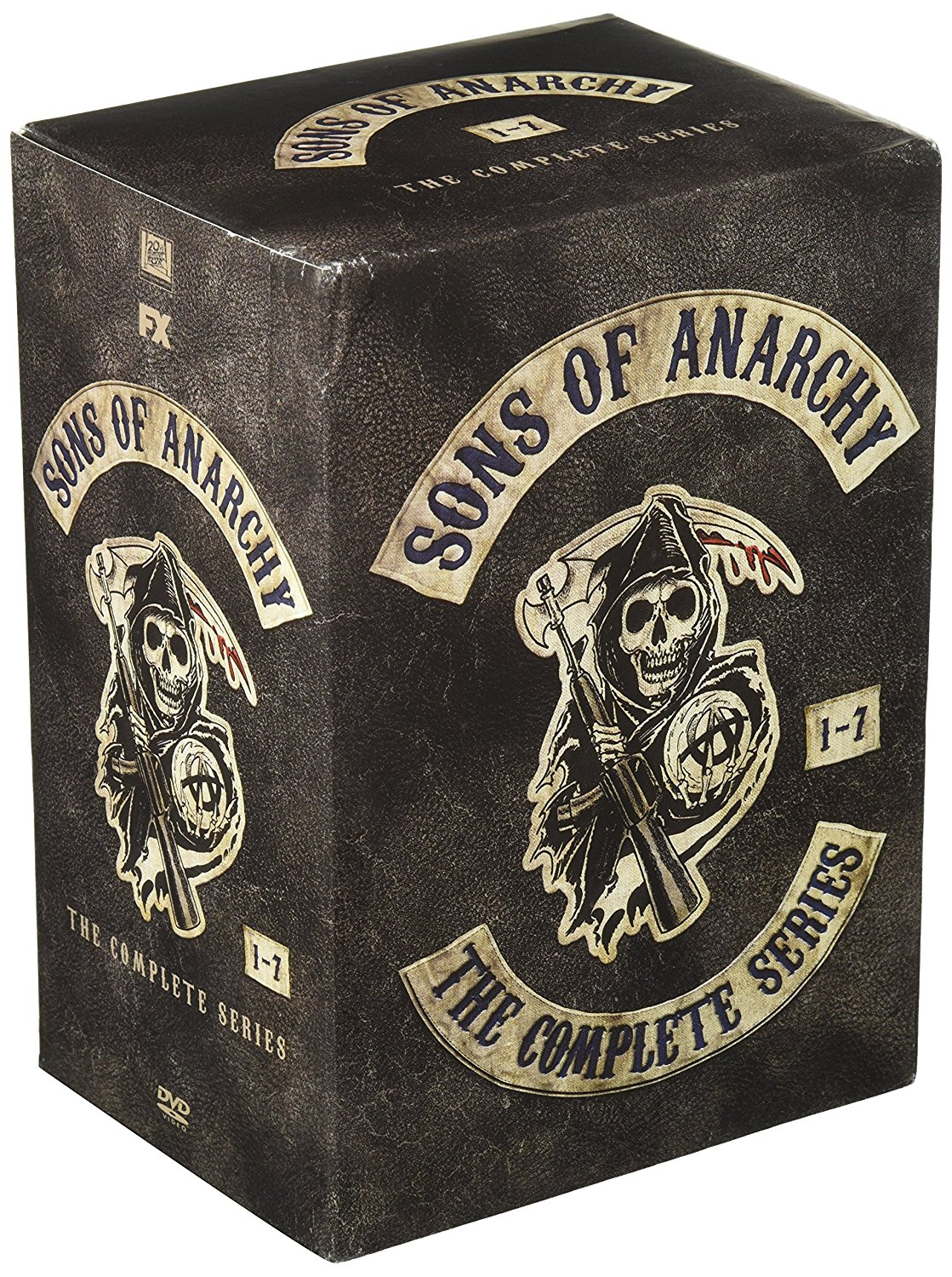 Sons Of Anarchy Charaktere
