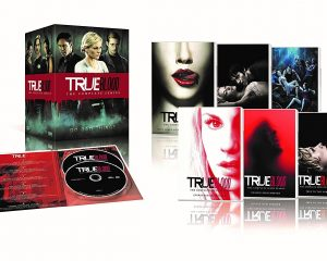 True Blood: The Complete Series Only $75.99 to $87.99!