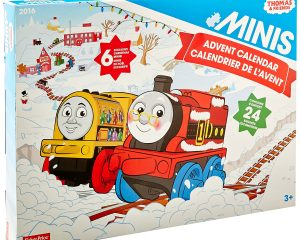 Fisher-Price Thomas the Train Minis Advent Calendar Only $27.01!