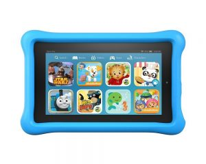 Fire Kids Edition Tablet, 7″ Display, Wi-Fi, 16 GB, Kid-Proof Case Only $79.99!