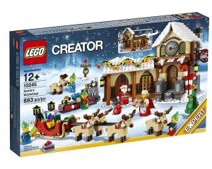 LEGO Creator Expert Santa's Workshop Only $54.89!