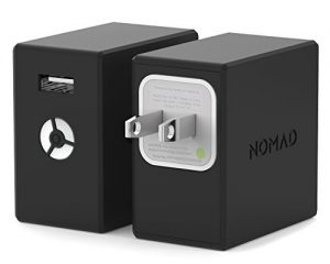NomadPlus Smartphone Battery Pack and Wall Charger Only $3.99!
