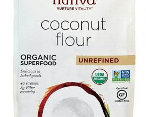 Nutiva Organic Coconut Flour Only $9.98 for 3 lbs or $23.40 for 6 lbs!