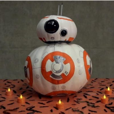 6 frightfully fun halloween pumpkin decorating ideas Funny pumpkin painting ideas