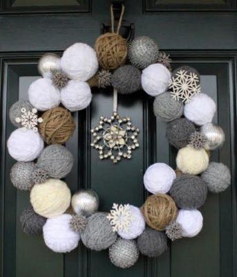 wreathballs