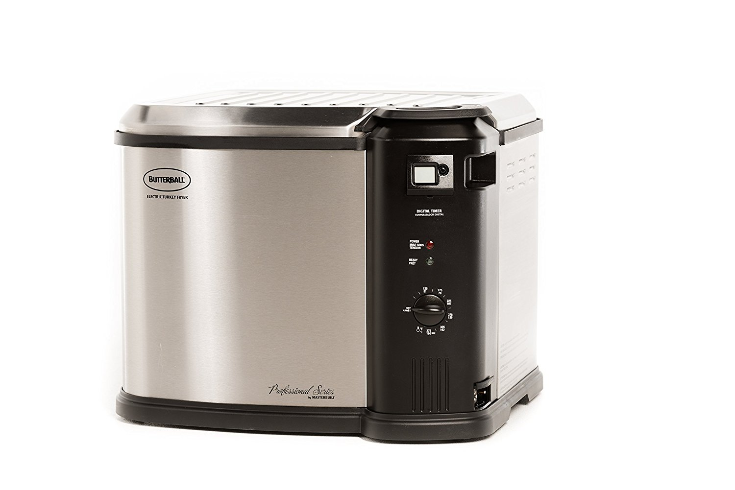 Butterball Electric Turkey Fryer 10l Analog W Timer Only