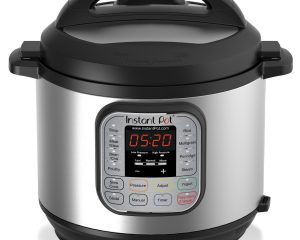 Instant Pot 7-in-1 Programmable Electric Pressure Cooker, 8 Qt Only $129!