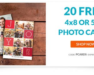 Tuesday Freebies – 20 Free Photo Cards from York Photo