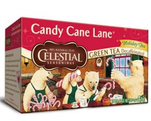 Saturday Freebies – Free Celestial Seasons Candy Cane Lane Holiday Tea Sample