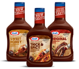 Friday Freebies – Free Kraft BBQ Sauce at Kroger Stores