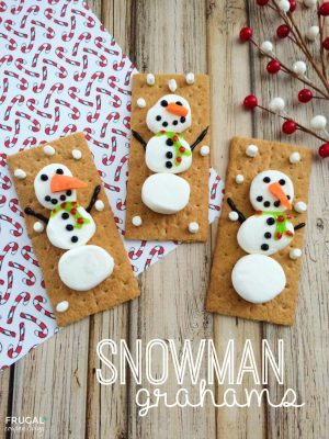 These fun and easy Christmas crafts for kids are sure to get the whole family in the holiday spirit! Plus, they can each be done for under $5!