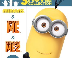 Despicable Me 3-Movie Collection On Blu-Ray Only $17.99!