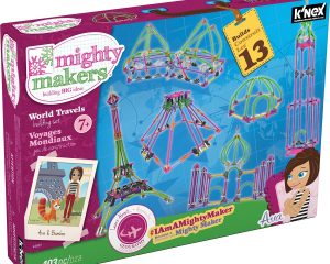 Save 33% or More on Select K'NEX, Lincoln Logs, and Tinker Toys!