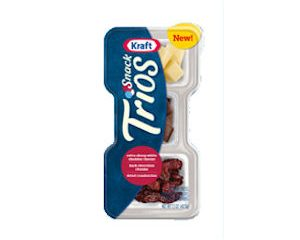 Thursday Freebies – Free Kraft Snack Trios at Kroger Stores