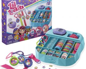 Lil Lockitz Best Friend Party Pack Only and Lil Lockitz Memory Studio Only $14.70 to $16.62!