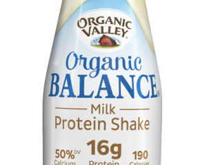 Tuesday Freebies – Free Organic Valley Organic Balance Milk Protein Shake