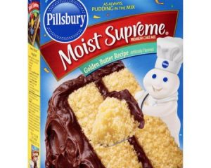 Friday Freebies – Free Pillsbury Cake Mix at Kroger Stores!