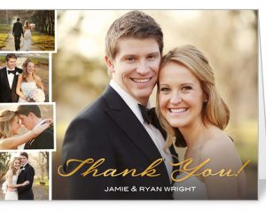 Thursday Freebies – 12 Free Thank You Cards from Shutterfly