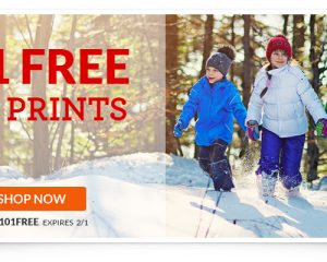 Monday Freebies – 101 Free 4×6 Photo Prints from York Photo