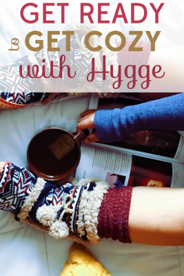 The weather outside might be frightful, but that's the perfect time to practice Hygge, a Danish concept that promotes comfort and coziness.