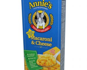 Friday Freebies – Free Annie's Homegrown Natural Macaroni & Cheese at Kroger Stores!