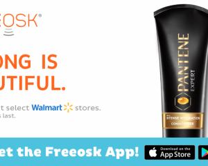Saturday Freebies –  Free Pantene Expert Shampoo or Conditioner Sample at Walmart!