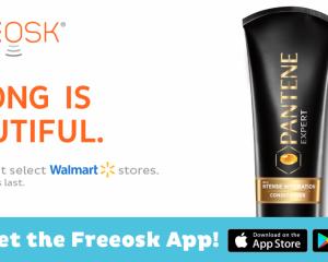 Saturday Freebies –  Free Pantene Expert Shampoo or Conditioner Sample at Walmart!