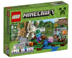LEGO Minecraft The Iron Golem Only $14.99!