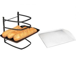 Linden Sweden Baker's 4-Tier Adjustable Metal Cooling Rack Only $14.99!