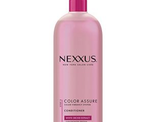 Nexxus Color Assure Restoring Conditioner, with Pump 33.8 oz Only $11.19!