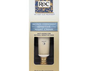 RoC Retinol Correxion Sensitive Night Cream, 1 Oz Only $10.17!