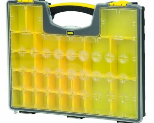 Stanley 25-Removable Compartment Professional Organizer Only $11.42!