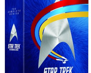 Star Trek: The Original Series: The Complete Series (Blu-ray) Only $39.99!