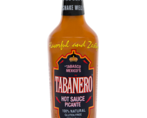 Monday Freebies – Free Bottle of Tabanero Hot Sauce!