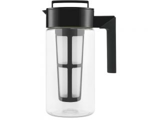 Takeya Cold Brew Iced Coffee Maker, 1-Quart Only $15.55!