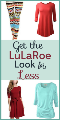 LuLaRoe's prices are nowhere near as cute as their clothes! We've got you covered with these LuLaRoe lookalikes that won't break the bank!