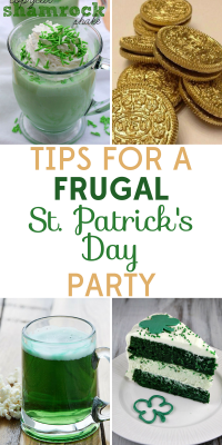 You don't need a pot of gold to celebrate St. Patrick's Day! Here's how to throw a St. Patrick's Day party without spending a lot of green.