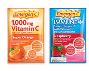 Wednesday Freebies-Free Samples of Emergen-C