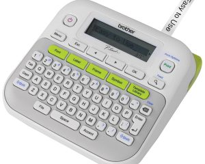 Brother P-Touch PT-D210 Label Maker $9.99