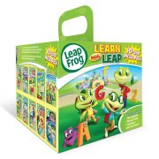Leapfrog Learning 10 DVD Educational Pack