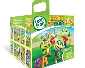 Leapfrog Learning 10 DVD Educational Pack