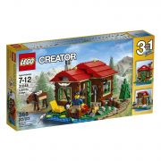 Lego Creator Lakeside Lodge, $19.19