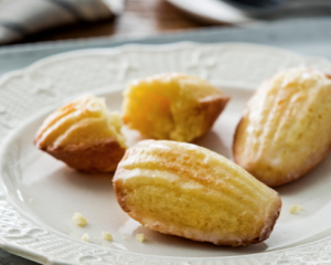 Free Lemon Madeleine or Butter Croissant at la Madeleine!
