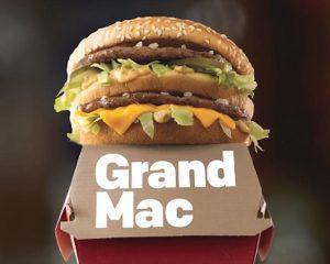 Monday Freebies – Free Grand Mac Sandwich at McDonald's Today!