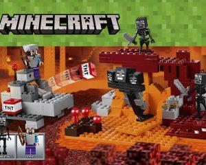 Lego Minecraft Set only $21.53